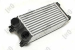 Chłodnica powietrza doładowującego - intercooler ABAKUS 038-018-0001 LORO 038-018-0001