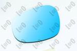 Szkło lusterka zewnętrznego ABAKUS  0413G02 (Z prawej)