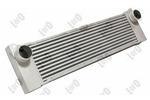 Chłodnica powietrza doładowującego - intercooler ABAKUS 054-018-0010 LORO 054-018-0010