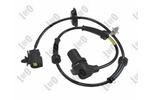 Czujnik prędkości obrotowej koła (ABS lub ESP) ABAKUS 120-02-128 LORO 120-02-128