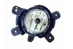 Reflektor przeciwmgłowy - halogen ABAKUS  223-2010R-UE (Z prawej)