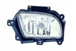 Reflektor przeciwmgłowy - halogen ABAKUS 321-2027L-UQ ABAKUS  321-2027L-UQ (Z lewej)