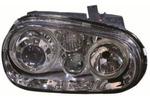 Zestaw reflektora głównego ABAKUS  441-1183PXNDFE1 (Z lewej) (Z prawej)