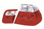 Zestaw lampy tylnej ABAKUS  444-1906FTU-VCR