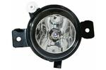 Reflektor przeciwmgłowy - halogen ABAKUS  444-2032L-UQ (Z lewej)