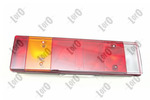 Lampy tylne ABAKUS  T01-01-025
