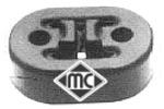 Wieszak gumowy tłumika METALCAUCHO  02726