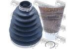 Zestaw osłony przegubu napędowego FEBEST 0217P-Z50 FEBEST 0217P-Z50