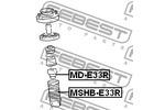 Osłona amortyzatora FEBEST  MSHB-E33R (Oś tylna)-Foto 2
