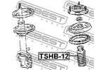 Osłona amortyzatora FEBEST  TSHB-12 (Oś przednia)-Foto 2