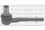 Końcówka drążka kierowniczego poprzecznego BORG & BECK BTR5250