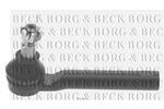 Końcówka drążka kierowniczego poprzecznego BORG & BECK BTR5645