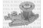 Pompa wody BORG & BECK BWP1518 BORG & BECK BWP1518