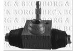 Cylinderek hamulcowy BORG & BECK BBW1633 BORG & BECK BBW1633