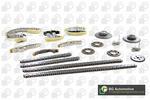 Zestaw łańcucha rozrządu BGA TC0196FK BG AUTOMOTIVE LTD. TC0196FK