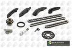 Zestaw łańcucha rozrządu BGA TC0900FK BG AUTOMOTIVE LTD. TC0900FK