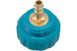 Adapter, zestaw do kontroli ciżnienia w układzie chłodzenia HAZET 4800-5A HAZET 4800-5A
