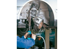 Zestaw zabezpieczający, płyta oporowa naciągacza do sprężyn HAZET  4900-120-Foto 2