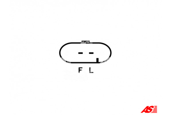 AS-PL A1043 Alternatore