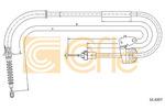 Linka hamulca postojowego COFLE 10.4307 COFLE 10.4307