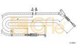 Linka hamulca postojowego COFLE 17.0654 COFLE 17.0654