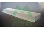 Filtr kabinowy MULLER FILTER FC154 MULLER FILTER FC154
