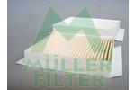 Filtr kabinowy MULLER FILTER  FC188x2