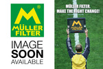 Filtr powietrza MULLER FILTER PA3709 MULLER FILTER PA3709