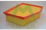 Filtr powietrza MULLER FILTER  PA3556