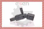 Czujnik prędkości obrotowej koła (ABS lub ESP) SKV GERMANY  06SKV010 (Z obu stron) (Z tyłu)-Foto 3