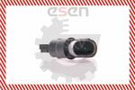 Czujnik prędkości obrotowej koła (ABS lub ESP) SKV GERMANY  06SKV010 (Z obu stron) (Z tyłu)-Foto 2