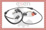 Czujnik prędkości obrotowej koła (ABS lub ESP) SKV GERMANY  06SKV012 (Z obu stron) (Z przodu)-Foto 4