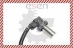 Czujnik prędkości obrotowej koła (ABS lub ESP) SKV GERMANY  06SKV012 (Z obu stron) (Z przodu)-Foto 3