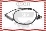 Czujnik prędkości obrotowej koła (ABS lub ESP) SKV GERMANY  06SKV036 (Z obu stron) (Z tyłu)-Foto 3