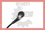 Czujnik prędkości obrotowej koła (ABS lub ESP) SKV GERMANY  06SKV036 (Z obu stron) (Z tyłu)-Foto 2