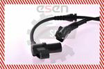 Czujnik prędkości obrotowej koła (ABS lub ESP) SKV GERMANY  06SKV038 (Z obu stron) (Z przodu)-Foto 2