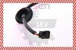Czujnik prędkości obrotowej koła (ABS lub ESP) SKV GERMANY  06SKV038 (Z obu stron) (Z przodu)