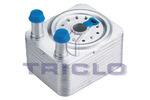 Chłodnica oleju silnikowego TRICLO 413194 TRICLO 413194